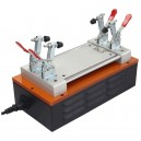 Manual separator machine to remove screen lcd for smartphones, Samsung, iPhone