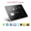 Ainol Novo7 Legend με Οθόνη 7 ιντσών, Android 4.0,  Mali 400 GPU, 1.0GHz CPU,, 8GB HDD, Wi-Fi, HDMI και 2160P Video Decoding