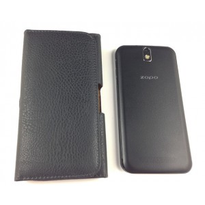 Belt leather case for ZOPO ZP998
